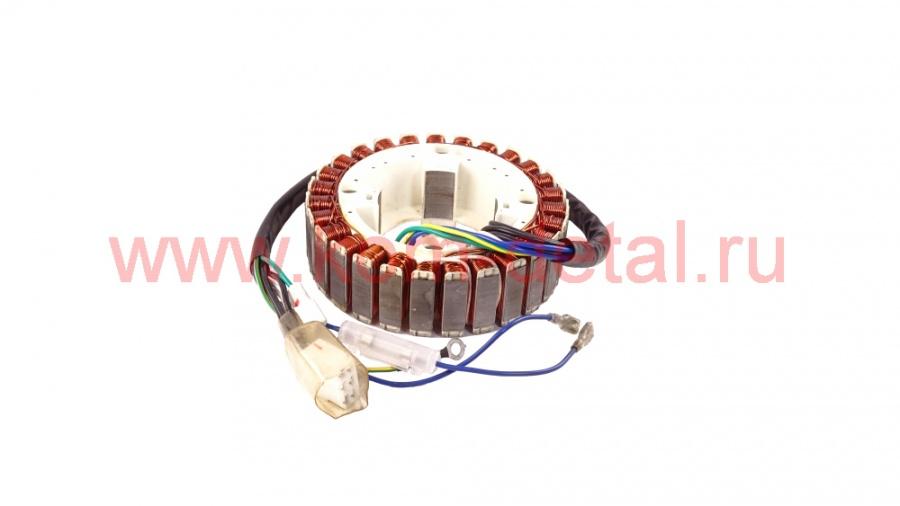 Статор инверторного бензогенератора Fubag TI2600/KIPOR IG2600 KD(M